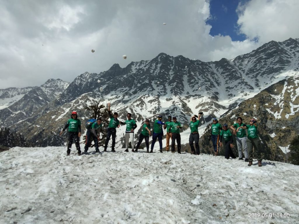 Laka Glacier Trek