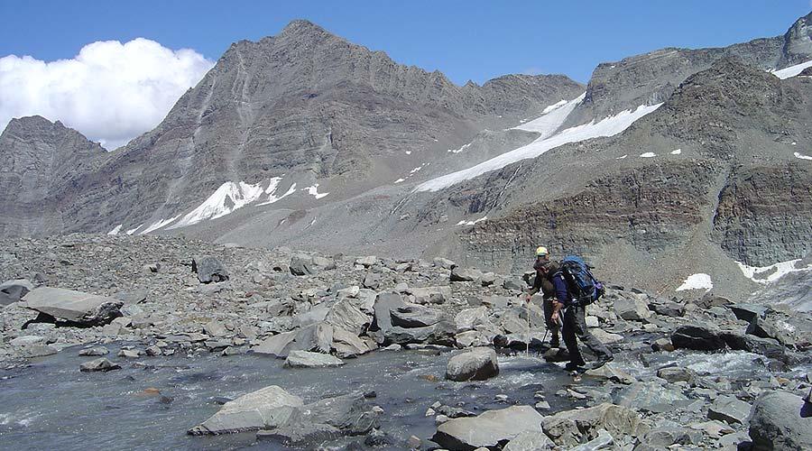 barabhangal trek, trekking in hiamchal, treks in dharamshala