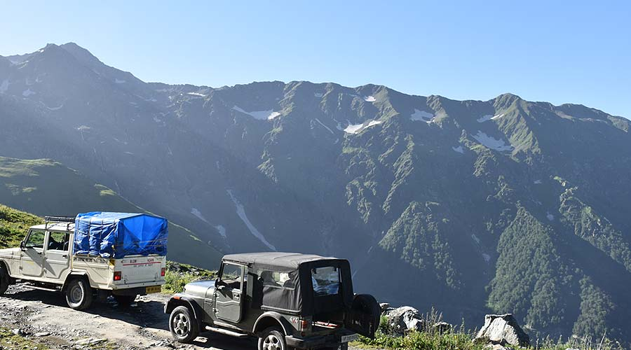 himalayan jeep safari, himachal jeep safari, best jeep safari in himachal