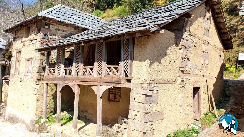 Khabru Waterfall trek